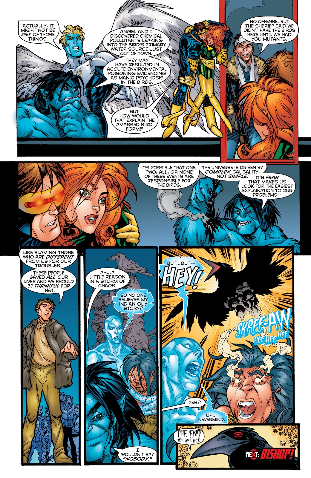 Uncanny X-Men (1963) issue 357 - Page 23