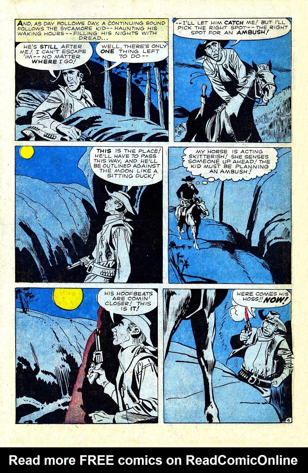 Gunsmoke Western issue 75 - Page 23