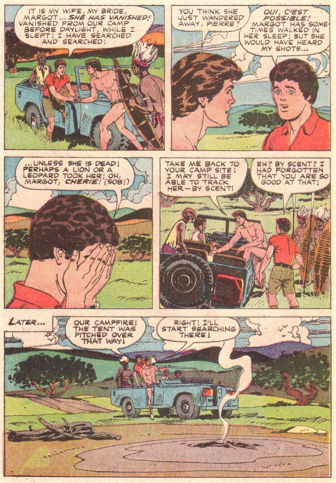 Korak, Son of Tarzan (1964) issue 38 - Page 3