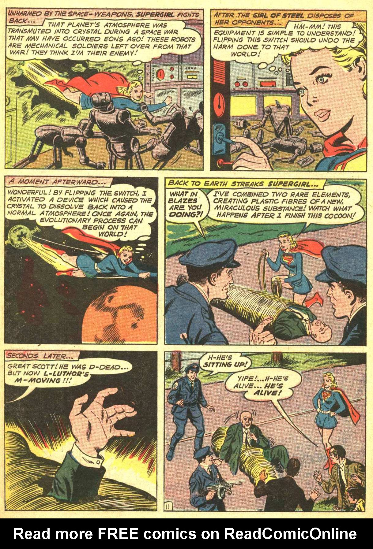 Action Comics (1938) 355 Page 26