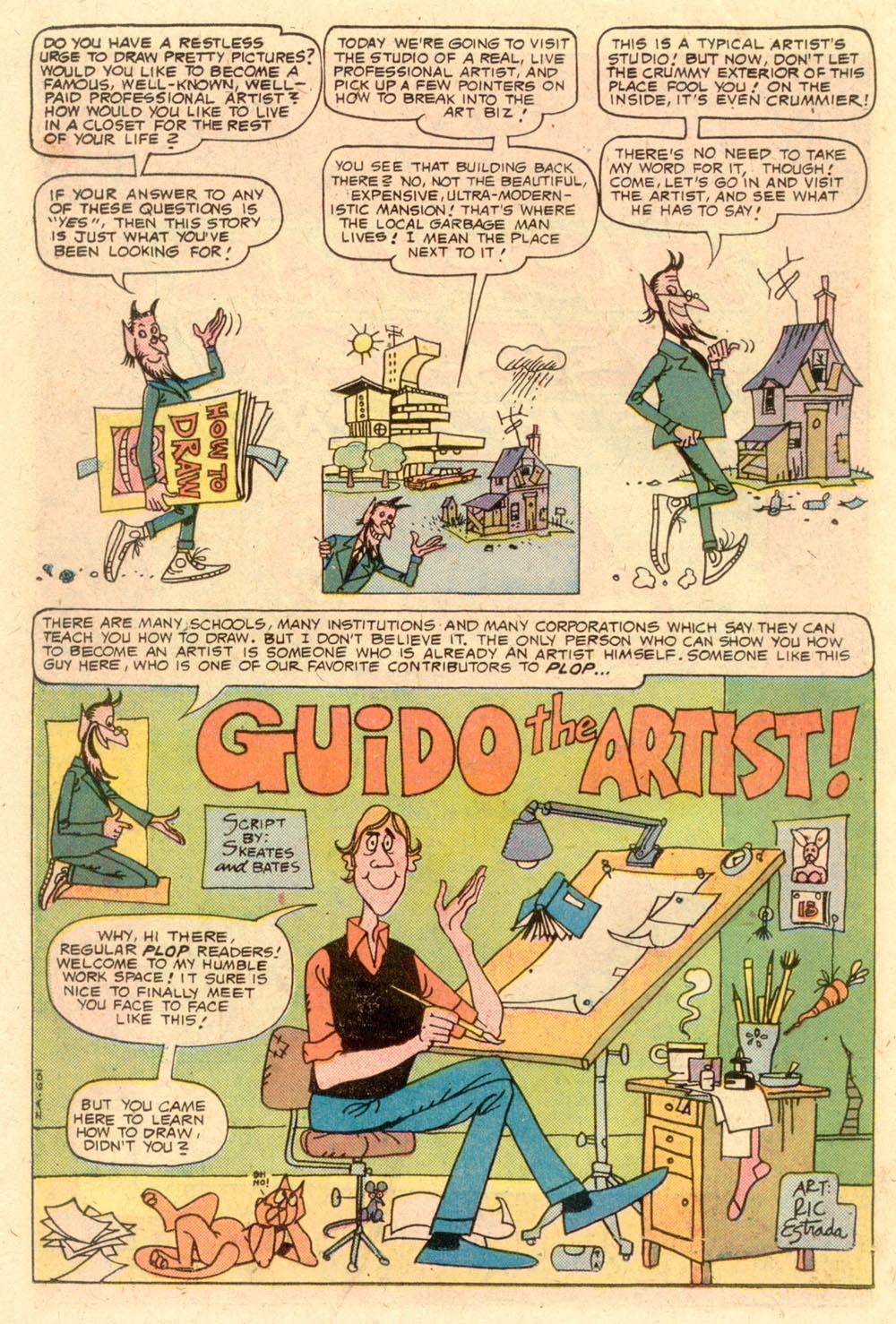 Read online Plop! comic -  Issue #24 - 41