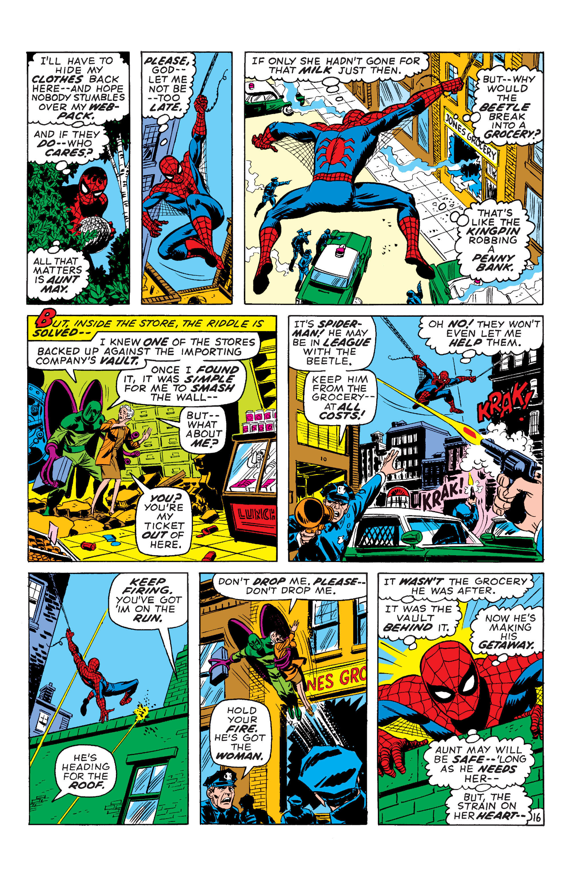 The Amazing Spider-Man (1963) 94 Page 15