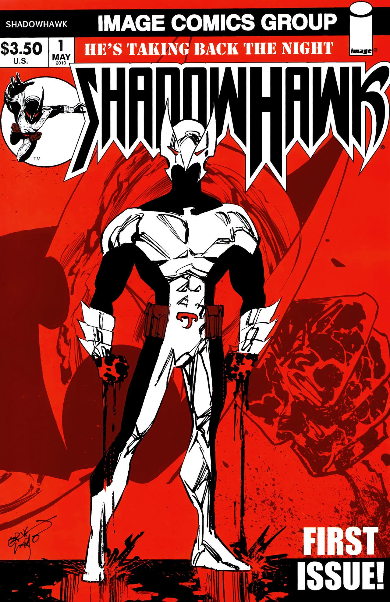 Read online ShadowHawk (2010) comic -  Issue #1 - 2