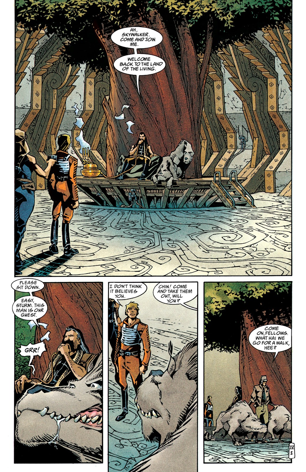 Read online Star Wars Legends: The New Republic - Epic Collection comic -  Issue # TPB 4 (Part 1) - 81