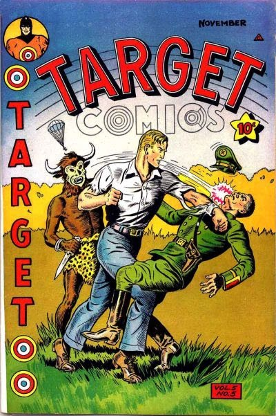 Target Comics 53 Page 1