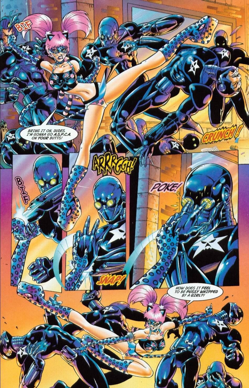 Read online 3 Little Kittens: Purrr-fect Weapons comic -  Issue #2 - 19