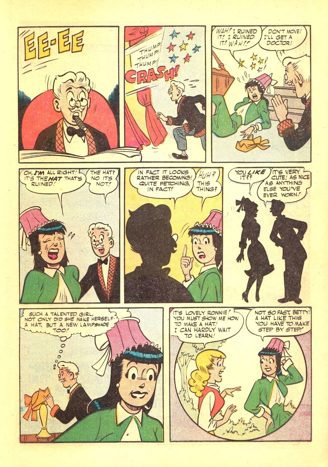 Archie Comics issue 087 - Page 11