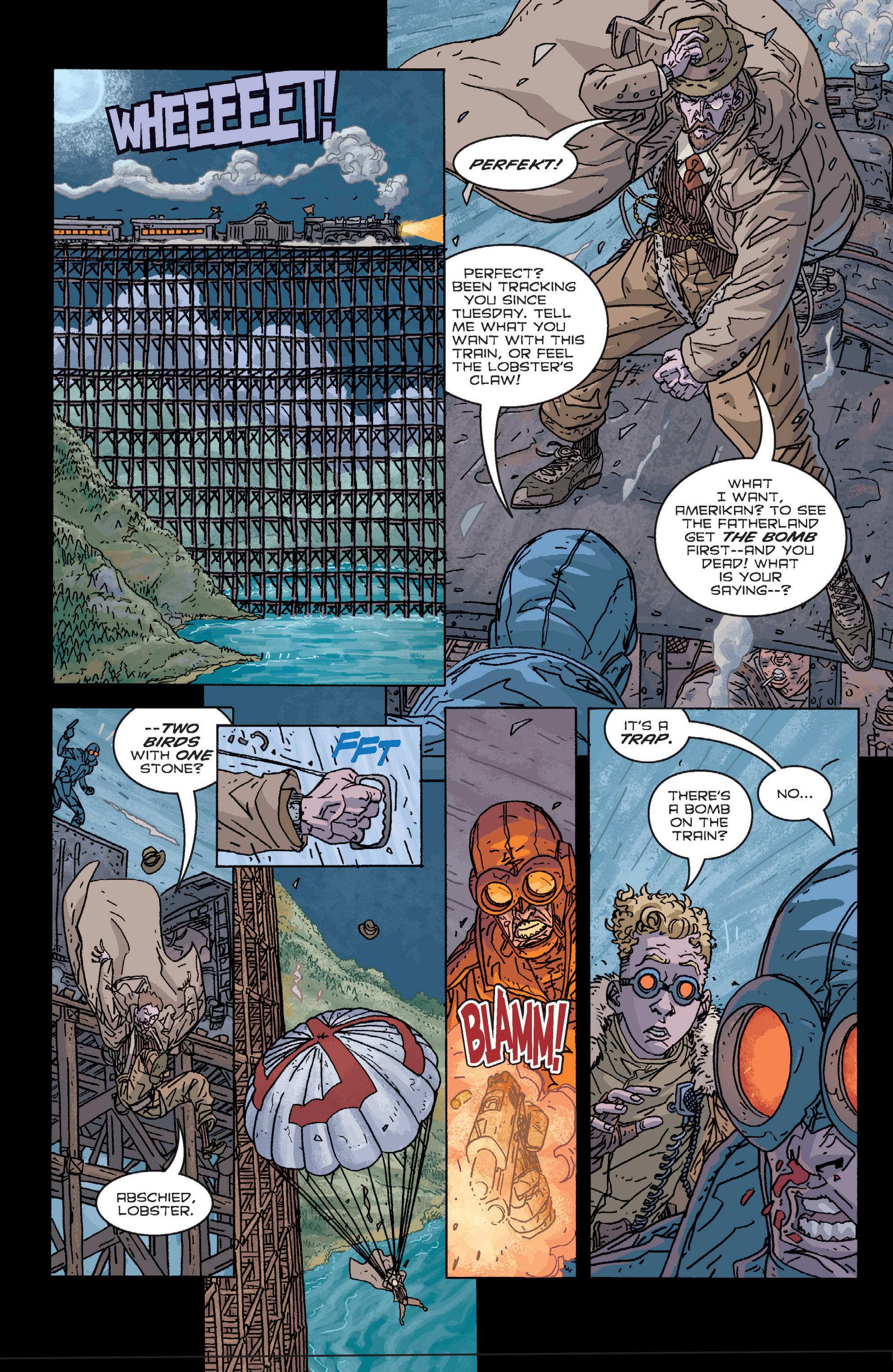 Read online B.P.R.D. (2003) comic -  Issue # TPB 2 - 62