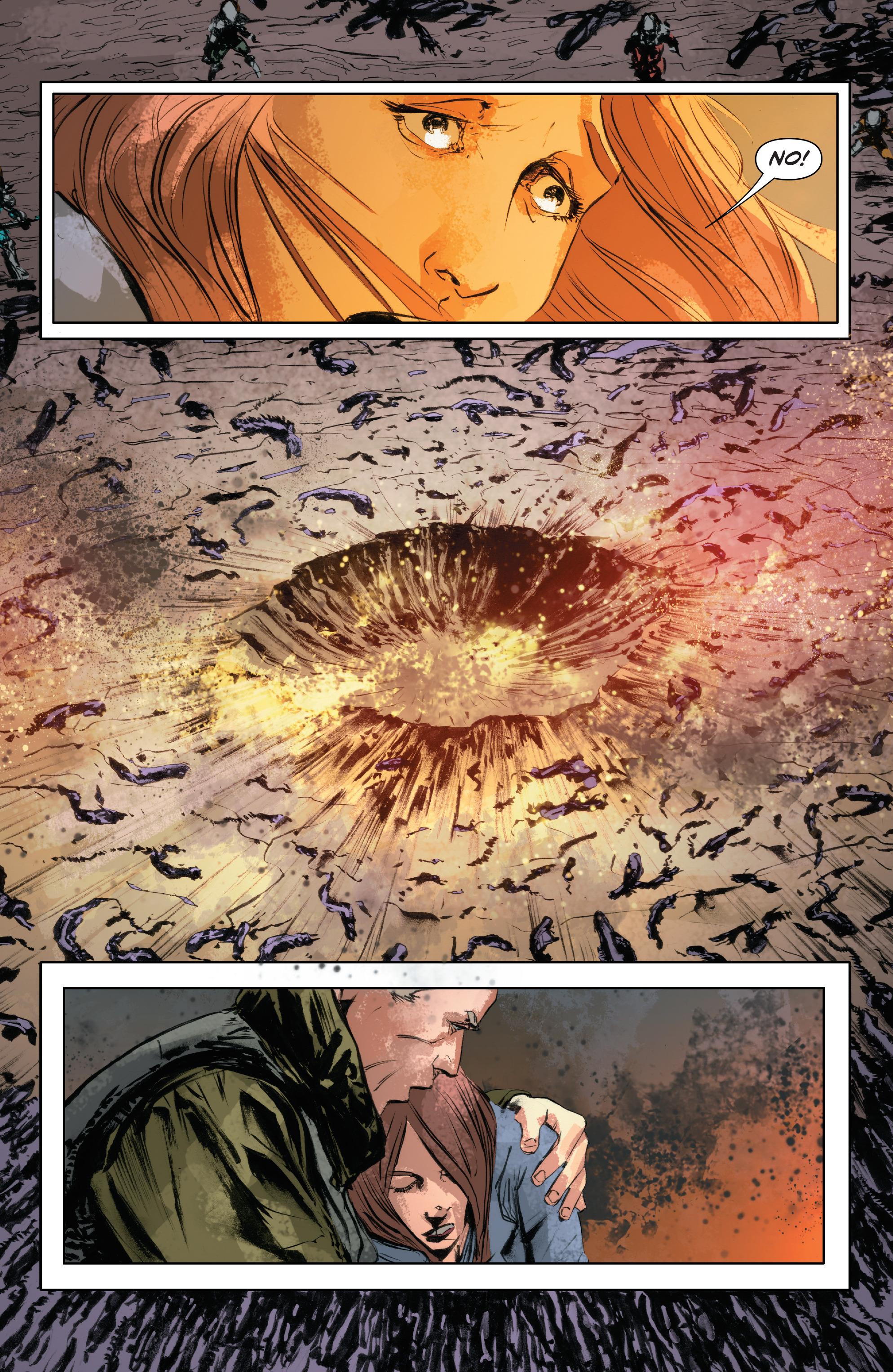 Read online Alien Vs. Predator: Life and Death comic -  Issue #4 - 14