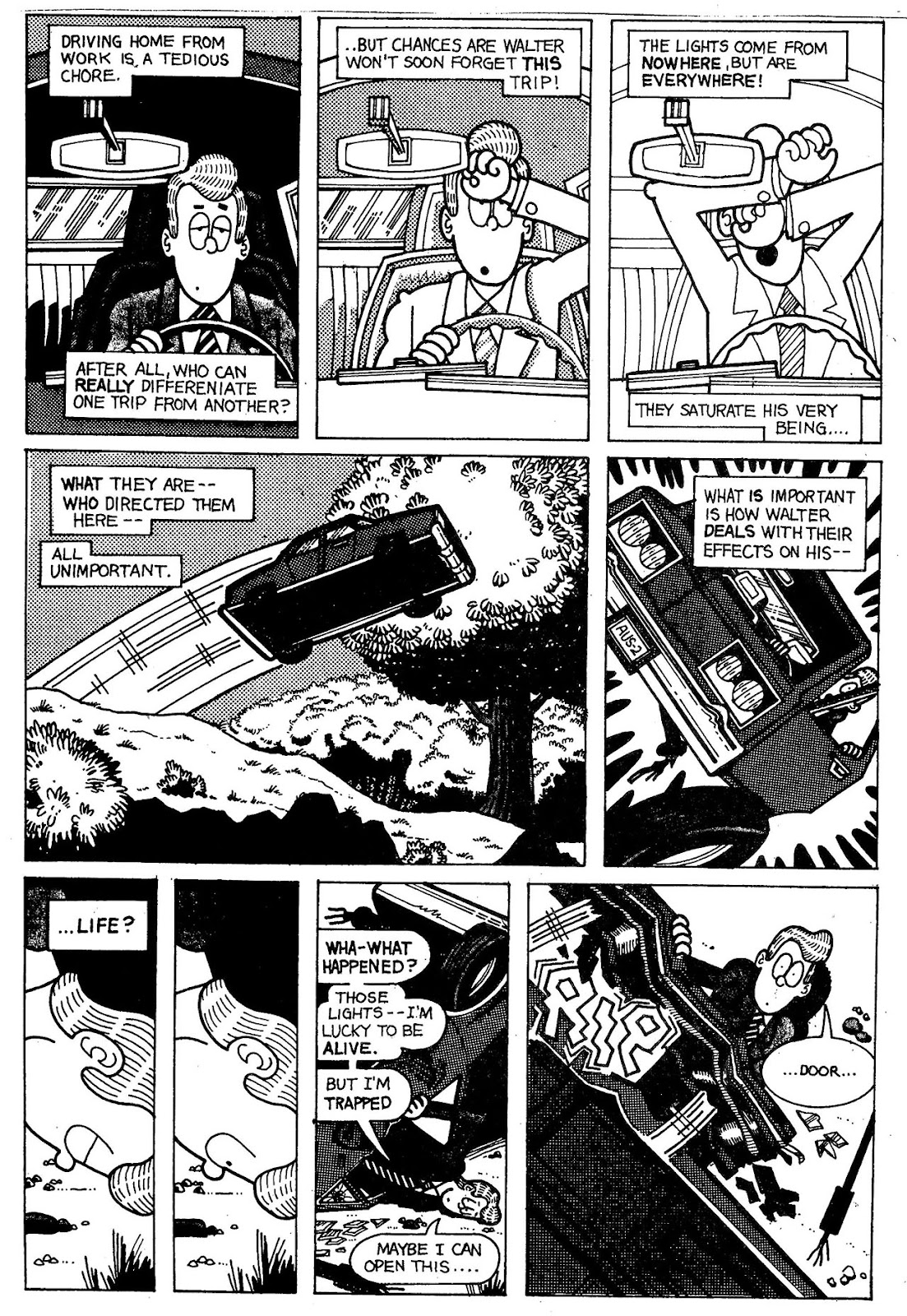 Read online The Nearly Complete Essential Hembeck Archives Omnibus comic -  Issue # TPB (Part 6) - 5
