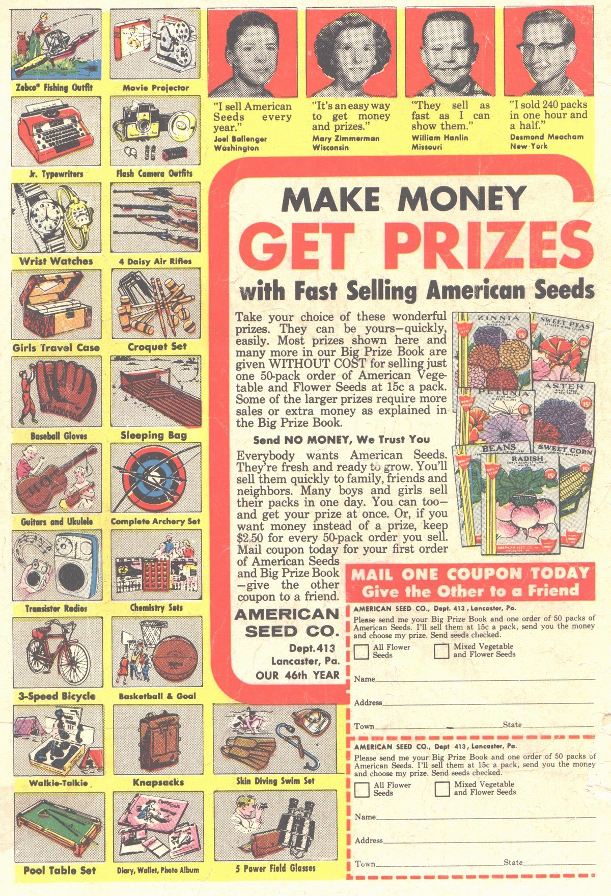 Read online Adventure Comics (1938) comic -  Issue #319 - 37