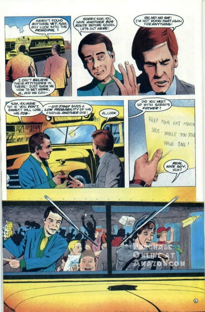 Read online Quantum Leap comic -  Issue #7 - 22