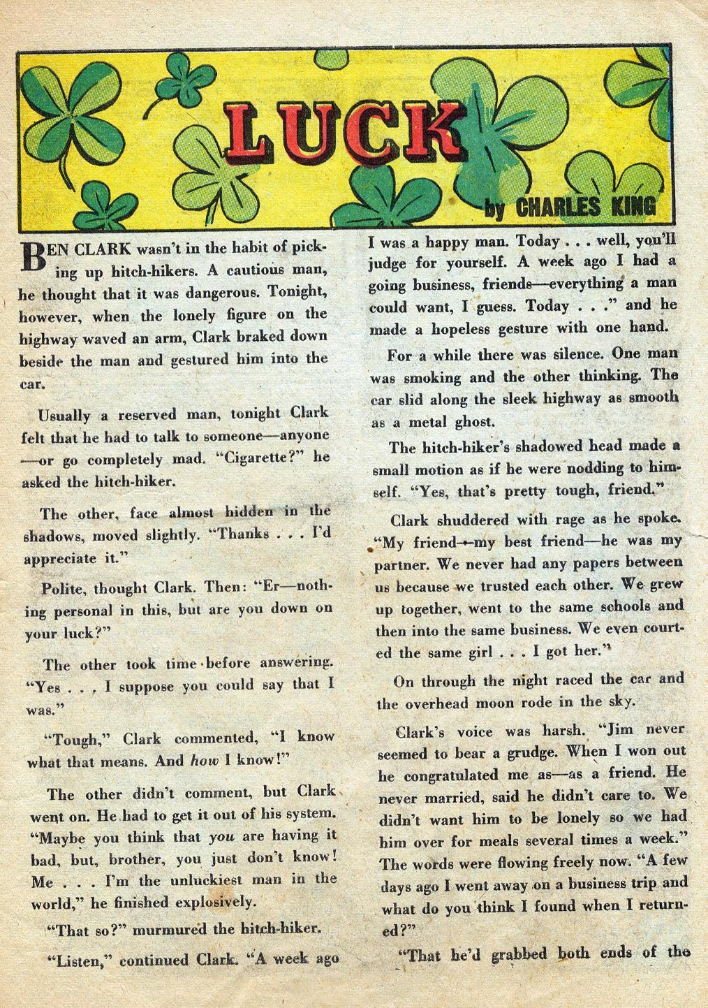 Read online Sensation (Mystery) Comics comic -  Issue #60 - 39