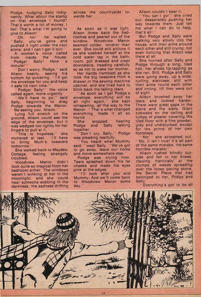 Read online Misty comic -  Issue # _Annual 1979 - 15