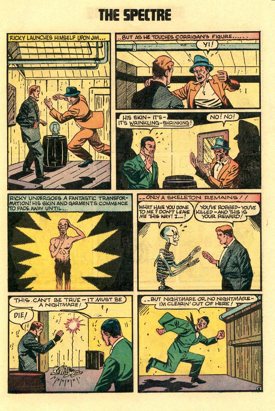 Read online Secret Origins (1973) comic -  Issue #5 - 25