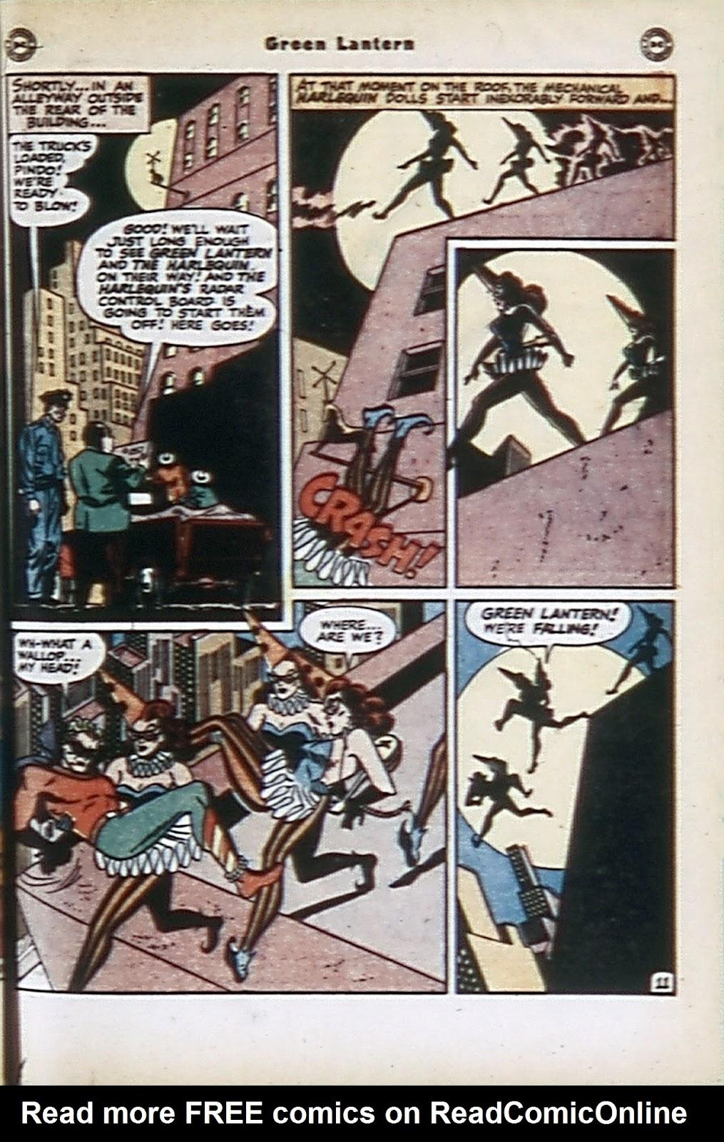 Green Lantern (1941) Issue #32 #32 - English 28