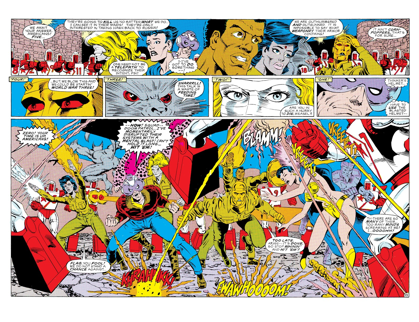 Doom Patrol and Suicide Squad Special issue Special 1 - Page 24