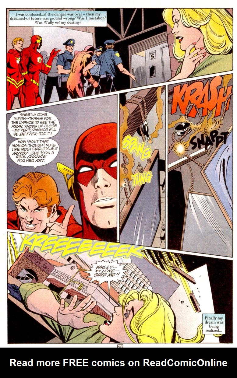 Read online The Flash (1987) comic -  Issue # _Annual 10 - 29