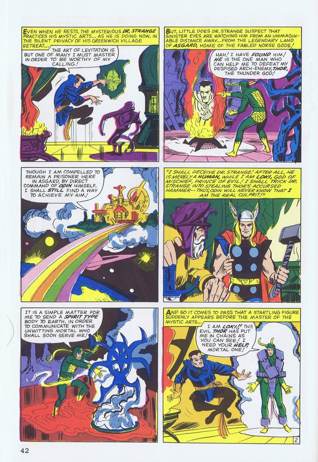 Doctor Strange: Master of the Mystic Arts issue TPB - Page 40