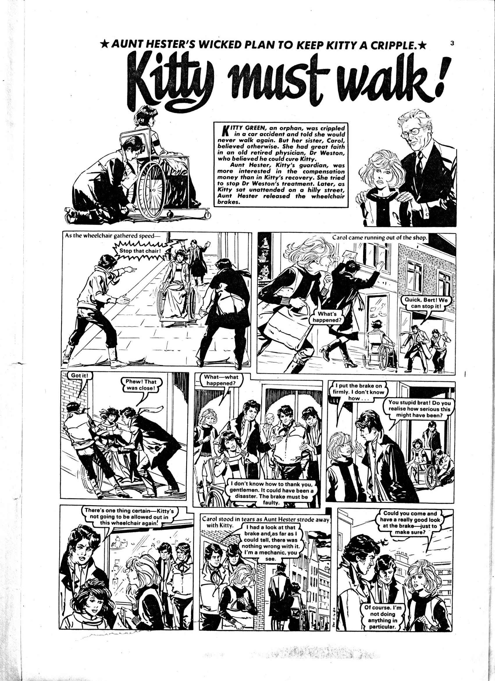 Read online Judy comic -  Issue #56 - 3