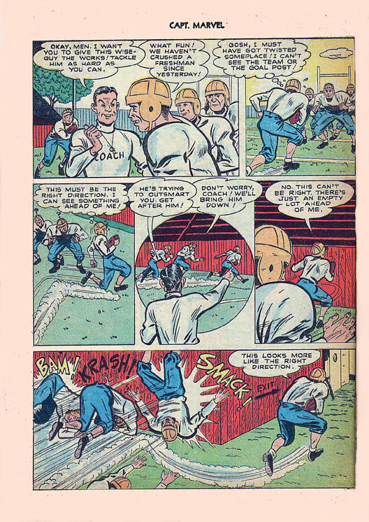Captain Marvel Adventures issue 89 - Page 35