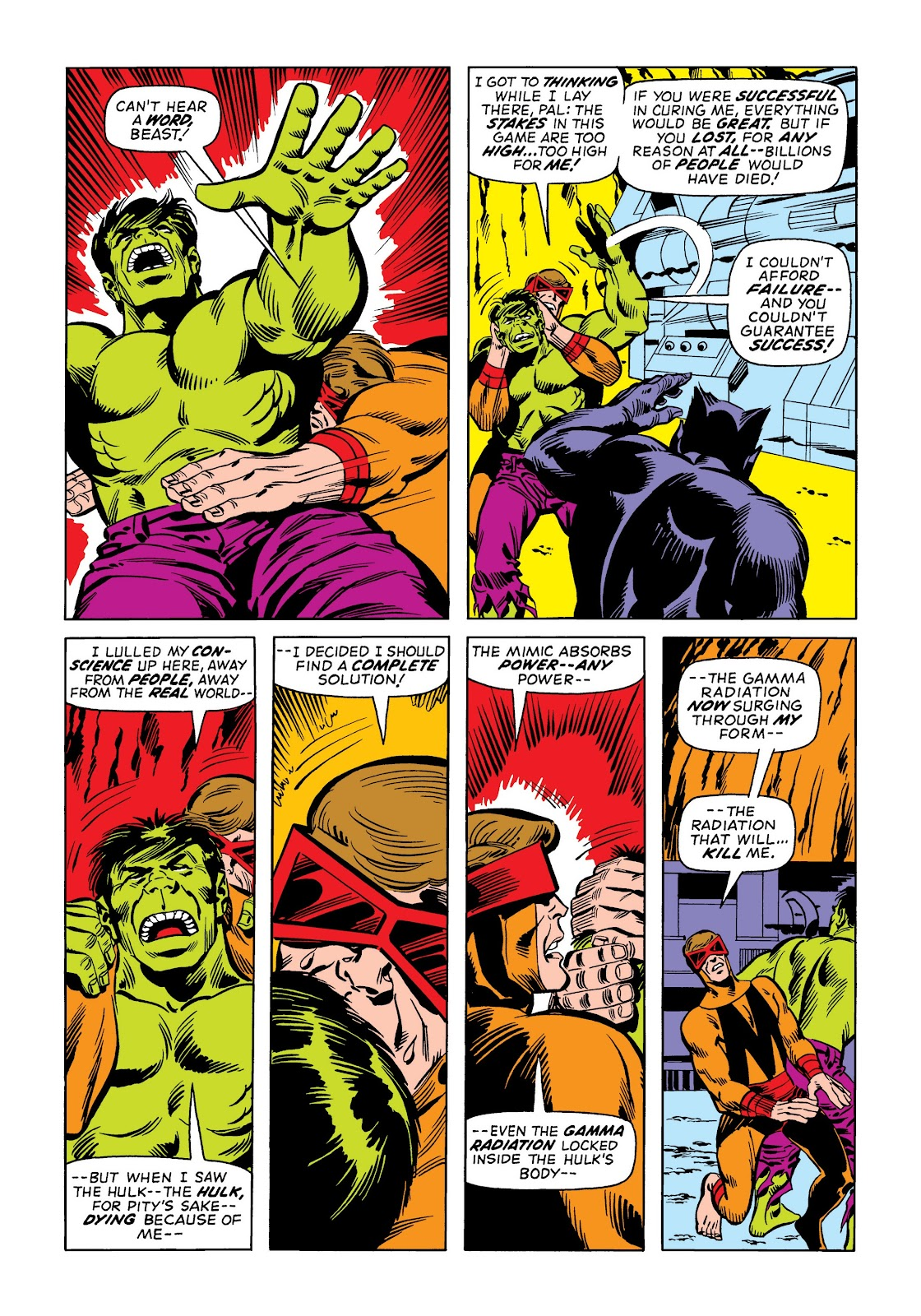 Read online Marvel Masterworks: The Incredible Hulk comic -  Issue # TPB 9 (Part 2) - 12