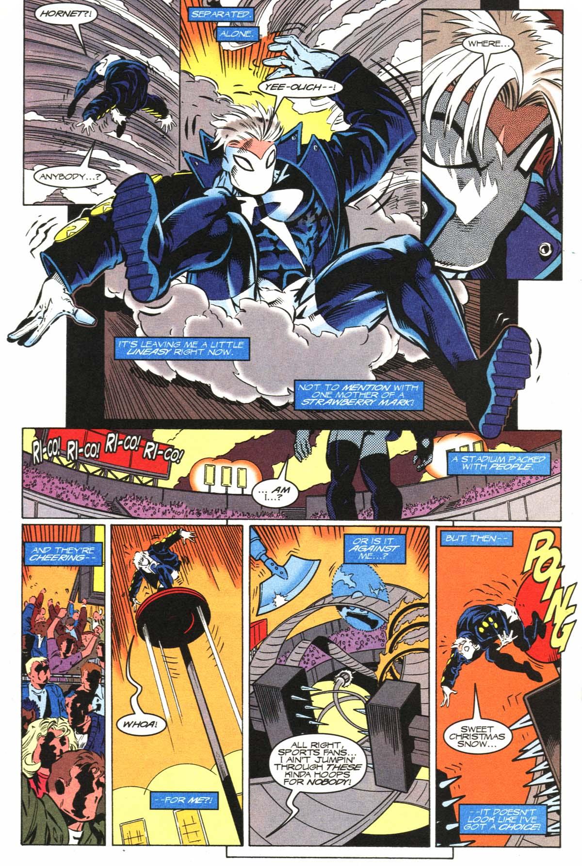Read online Slingers comic -  Issue #11 - 15