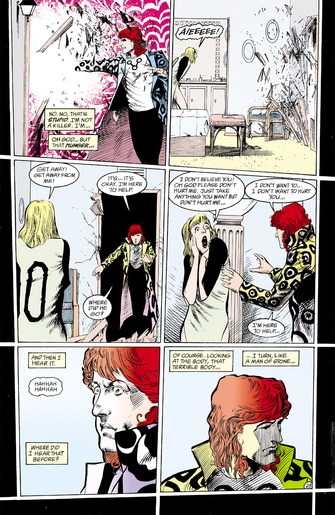 Read online Shade, the Changing Man comic -  Issue #11 - 24
