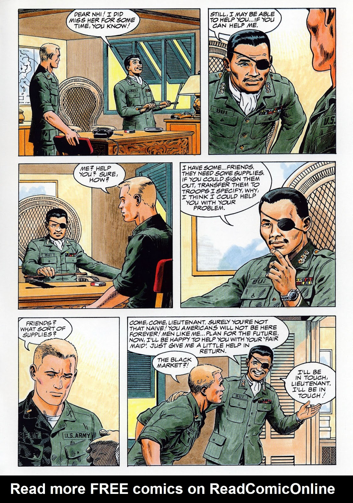 Epic Graphic Novel: Hearts and Minds issue Full - Page 41