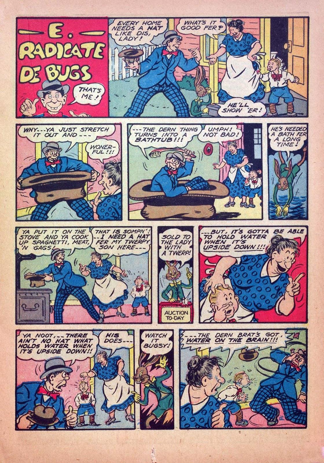 Read online Joker Comics comic -  Issue #4 - 29