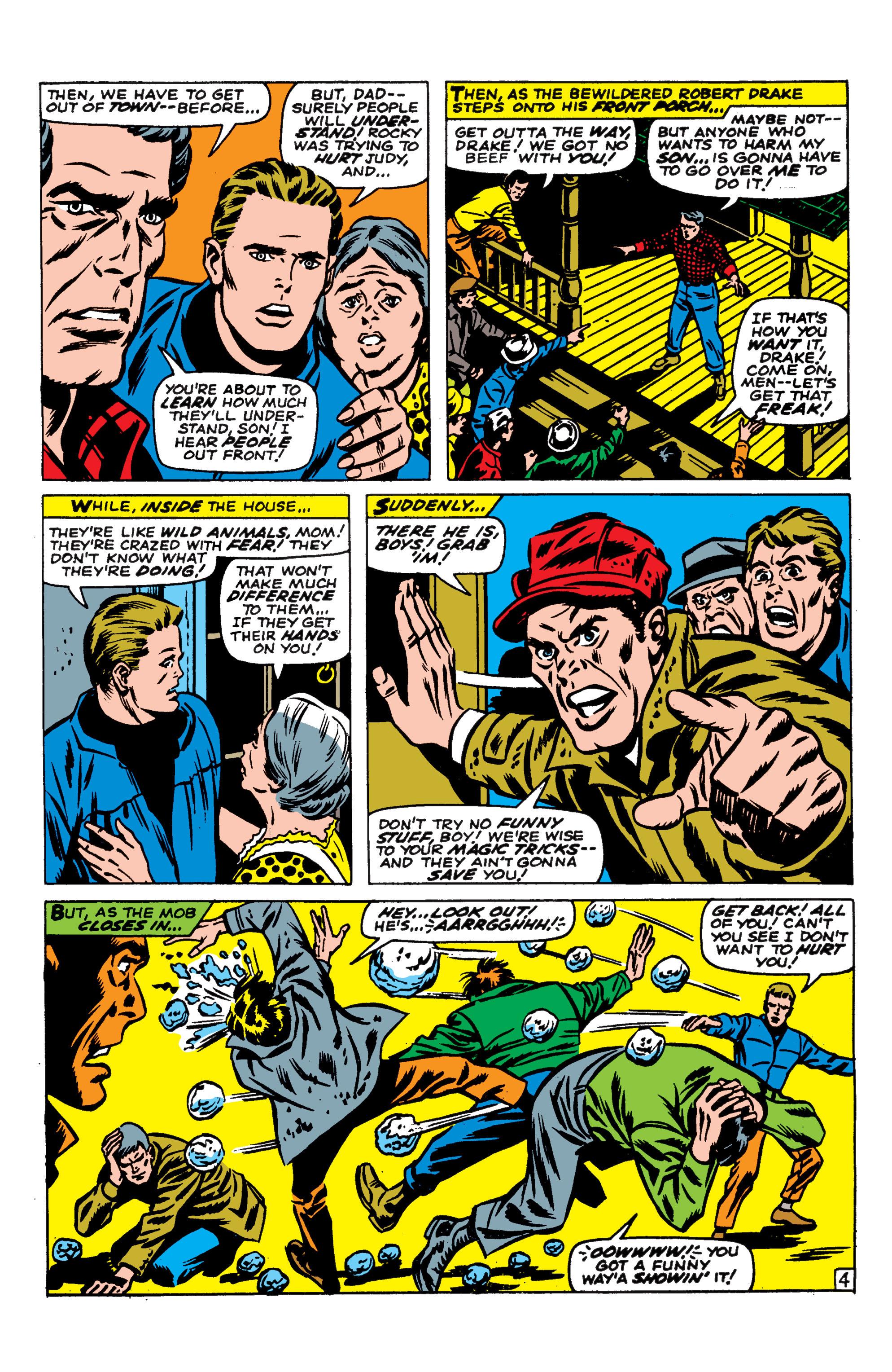 Read online Uncanny X-Men (1963) comic -  Issue #44 - 20