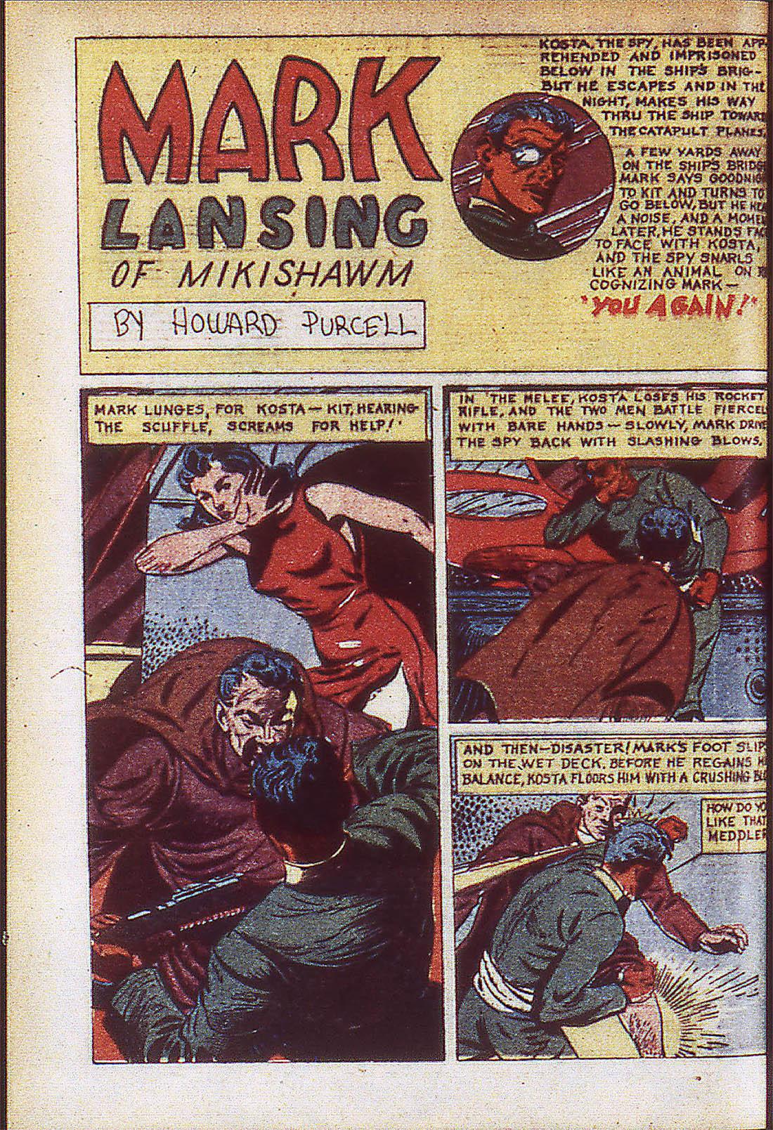 Read online Adventure Comics (1938) comic -  Issue #59 - 21