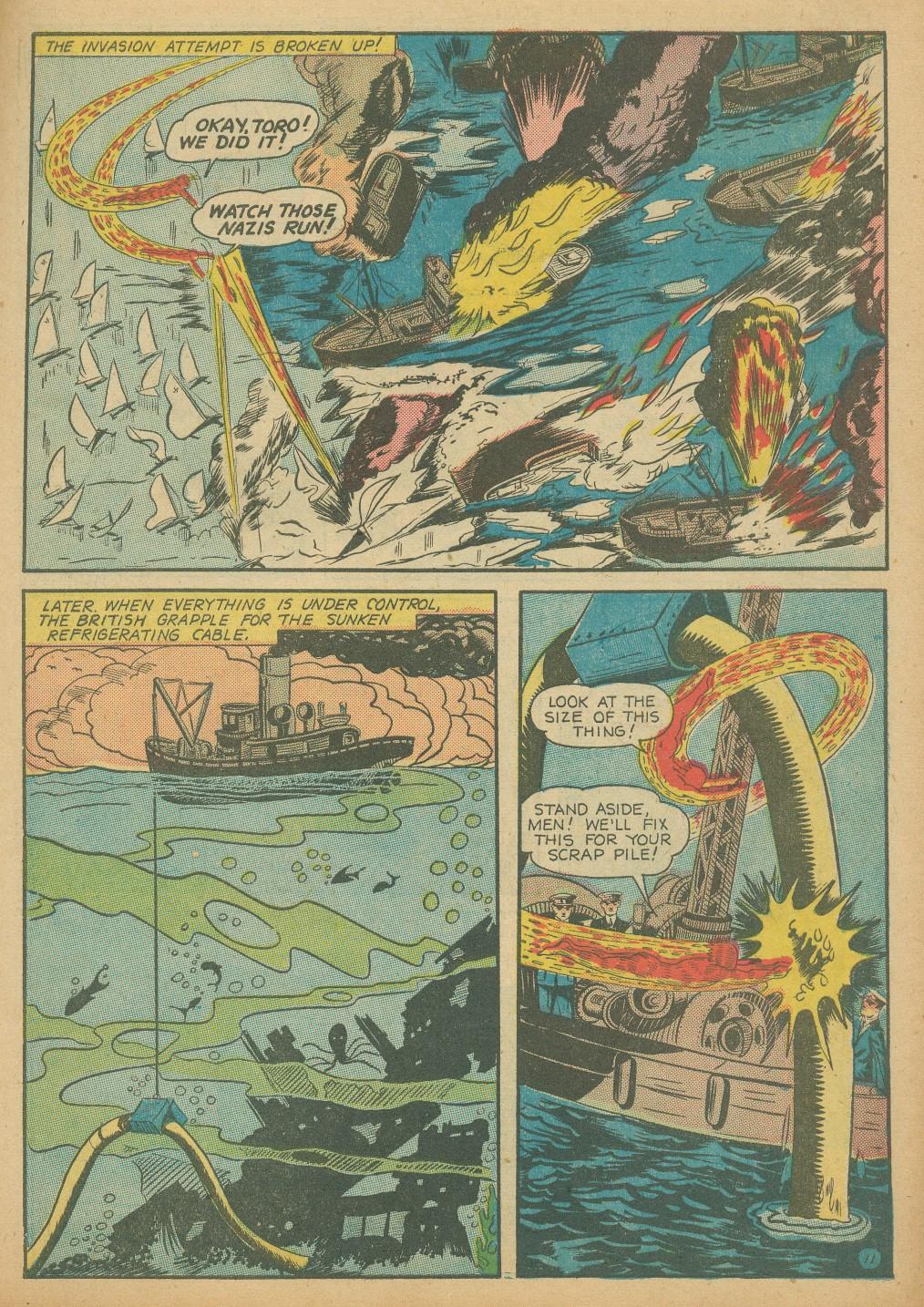 Read online All-Winners Comics comic -  Issue #8 - 15