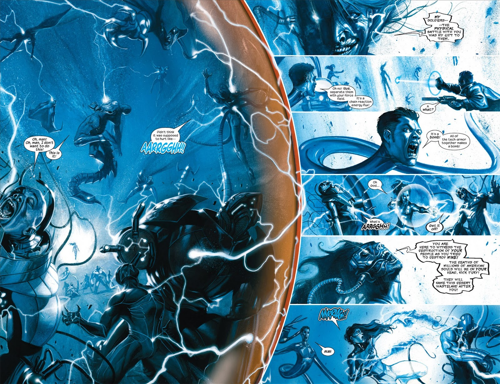 Read online Secret War comic -  Issue #4 - 16