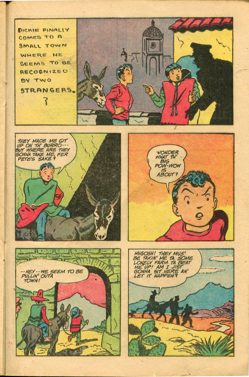 Read online Famous Funnies comic -  Issue #147 - 31