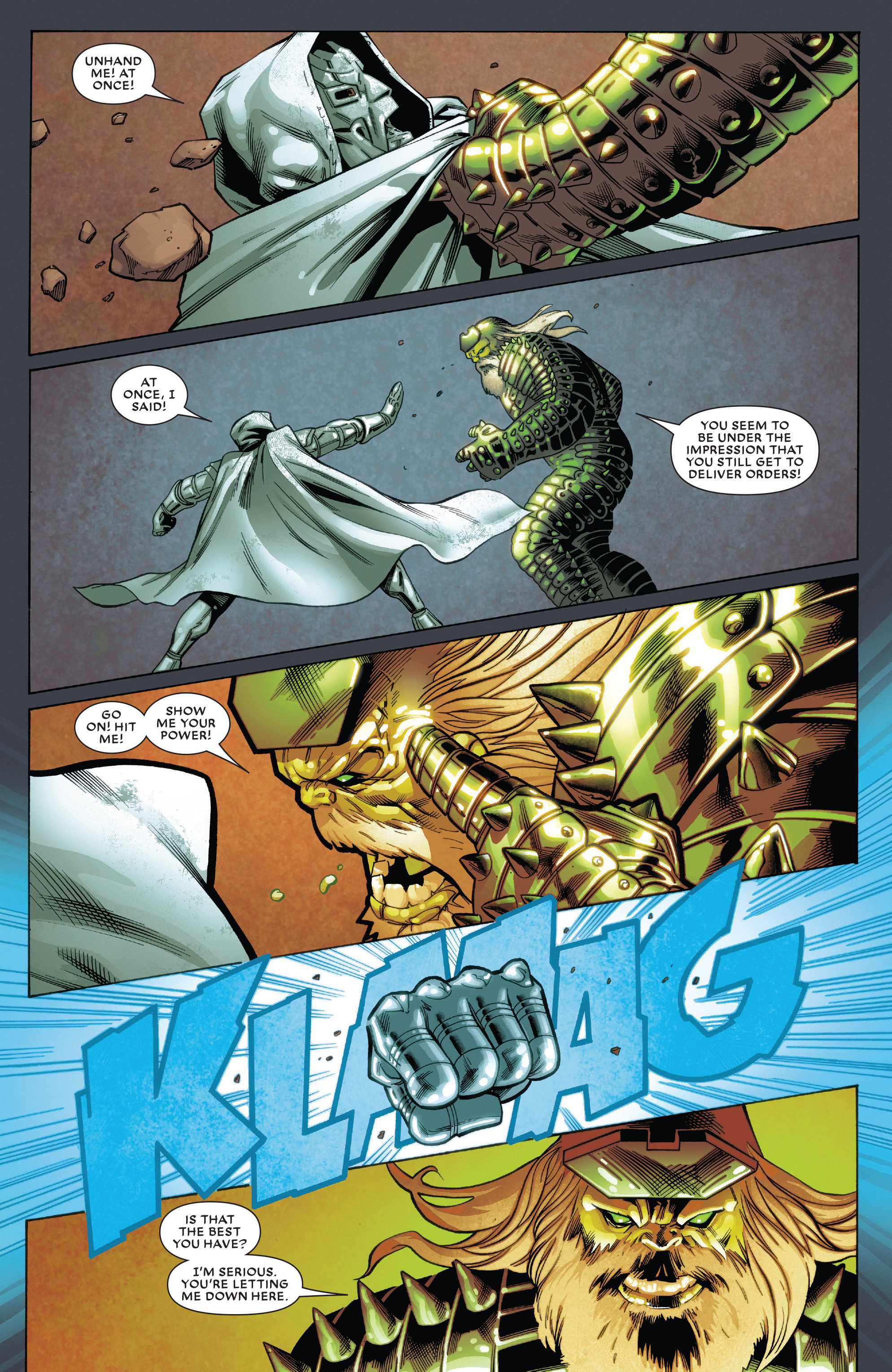 Read online Future Imperfect comic -  Issue #5 - 15