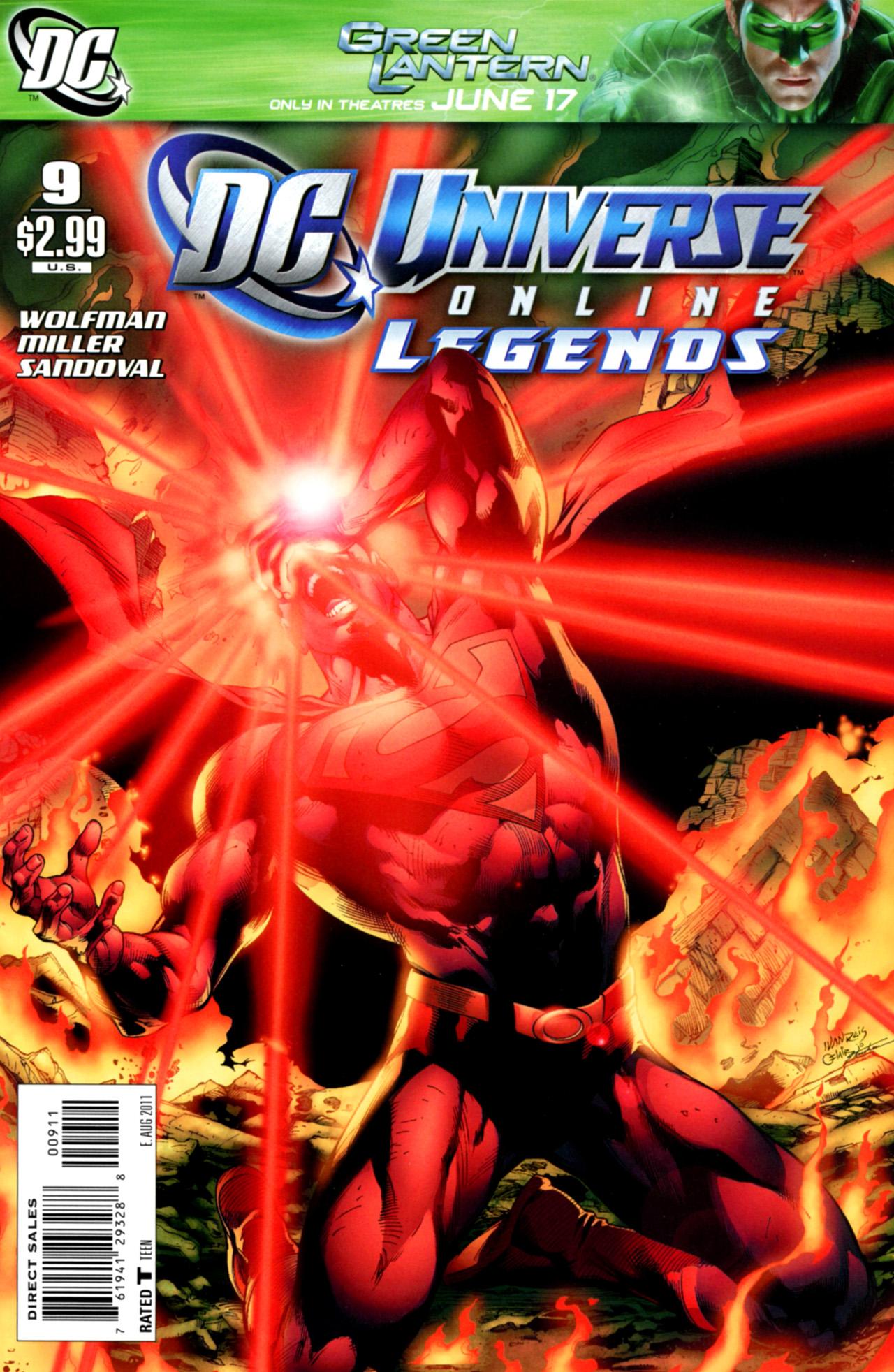 DC Universe Online: Legends 9 Page 1
