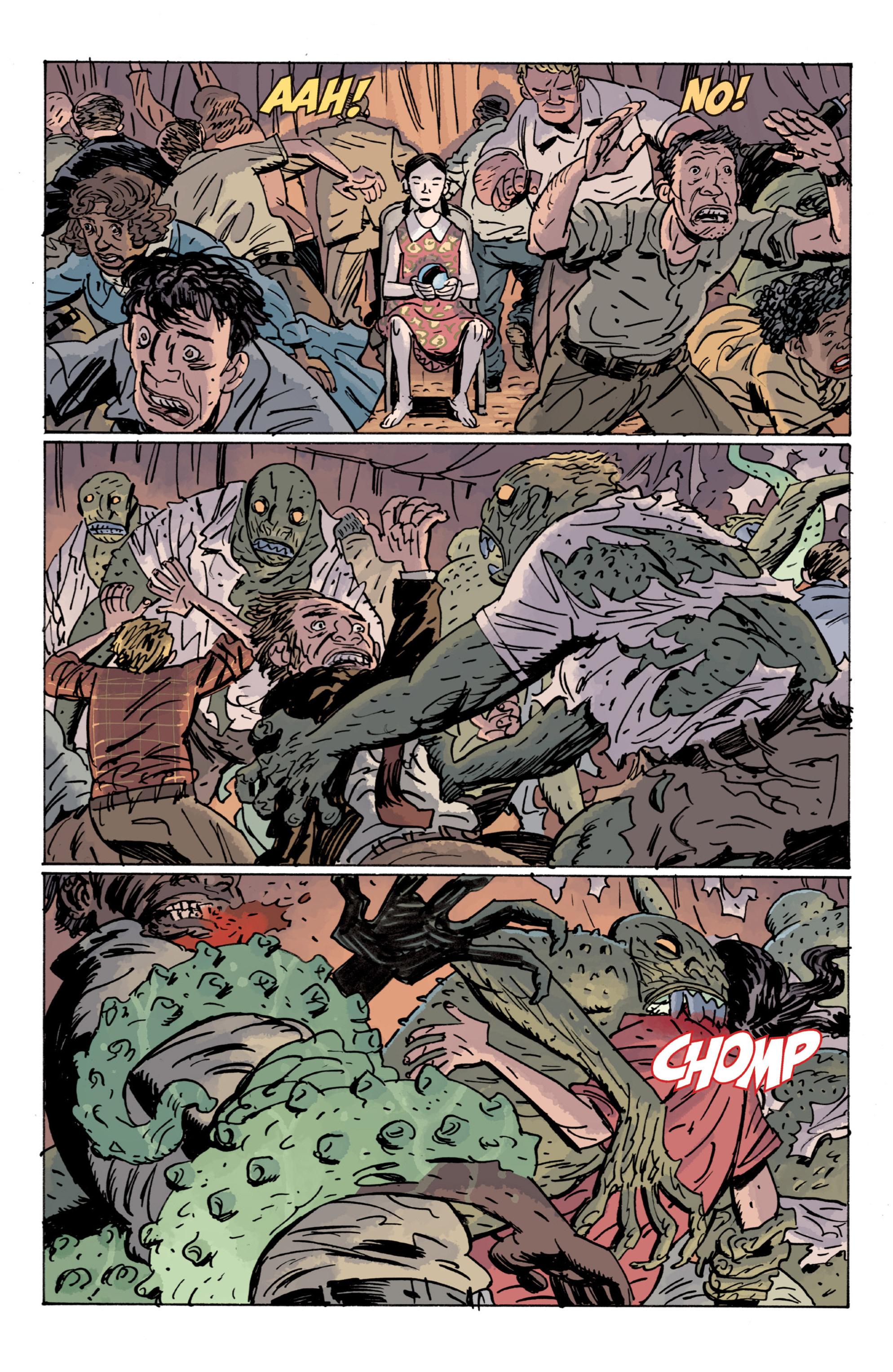 Read online B.P.R.D. (2003) comic -  Issue # TPB 12 - 40
