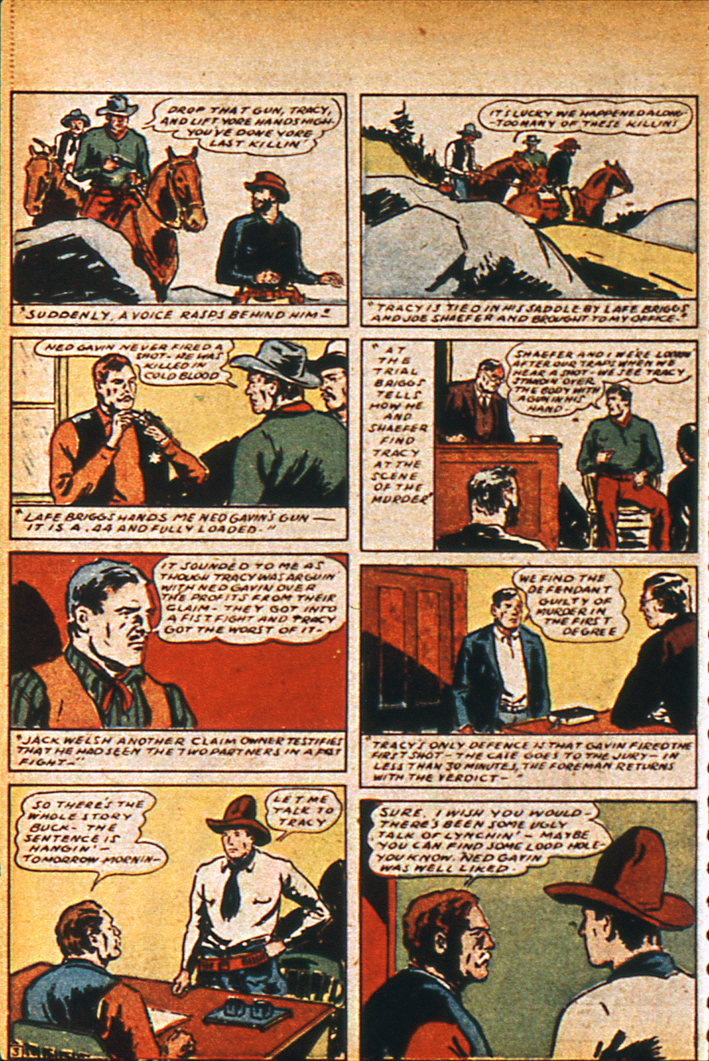 Read online Detective Comics (1937) comic -  Issue #36 - 26