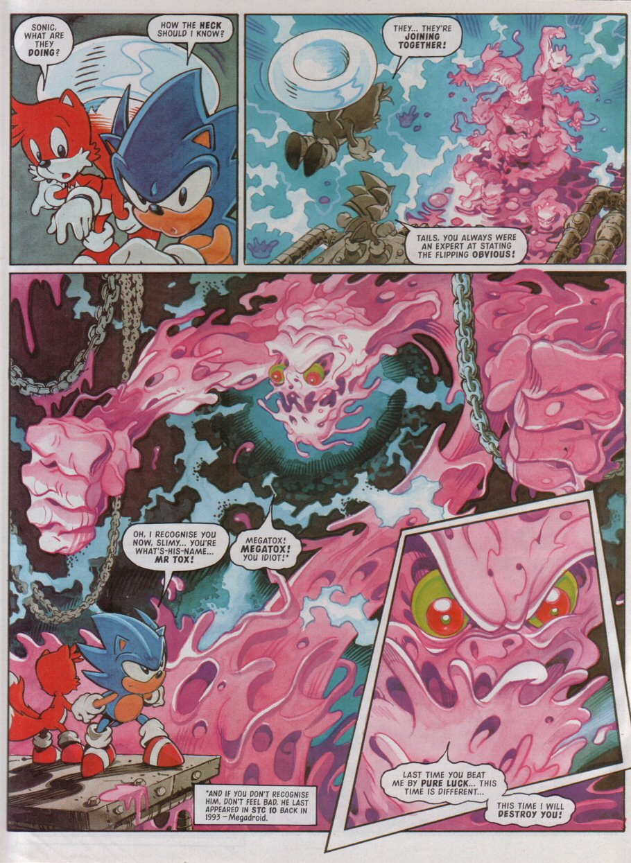 Read online Sonic the Comic comic -  Issue #115 - 4