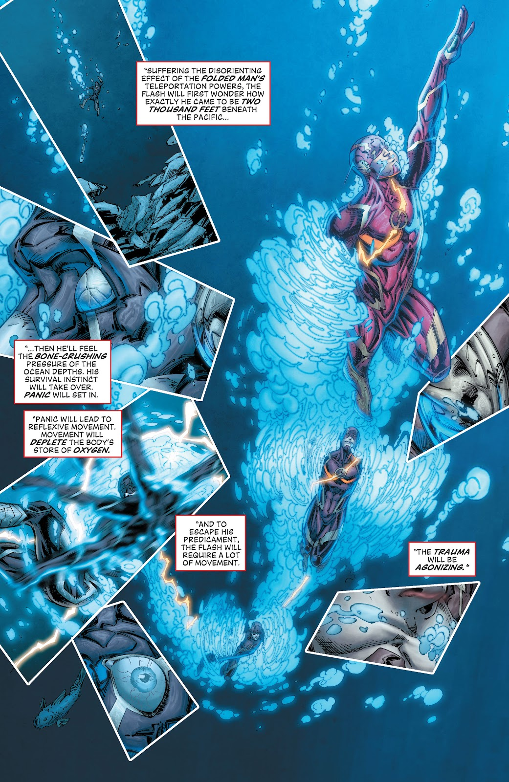 Read online The Flash (2011) comic -  Issue # _TPB 8 (Part 2) - 22
