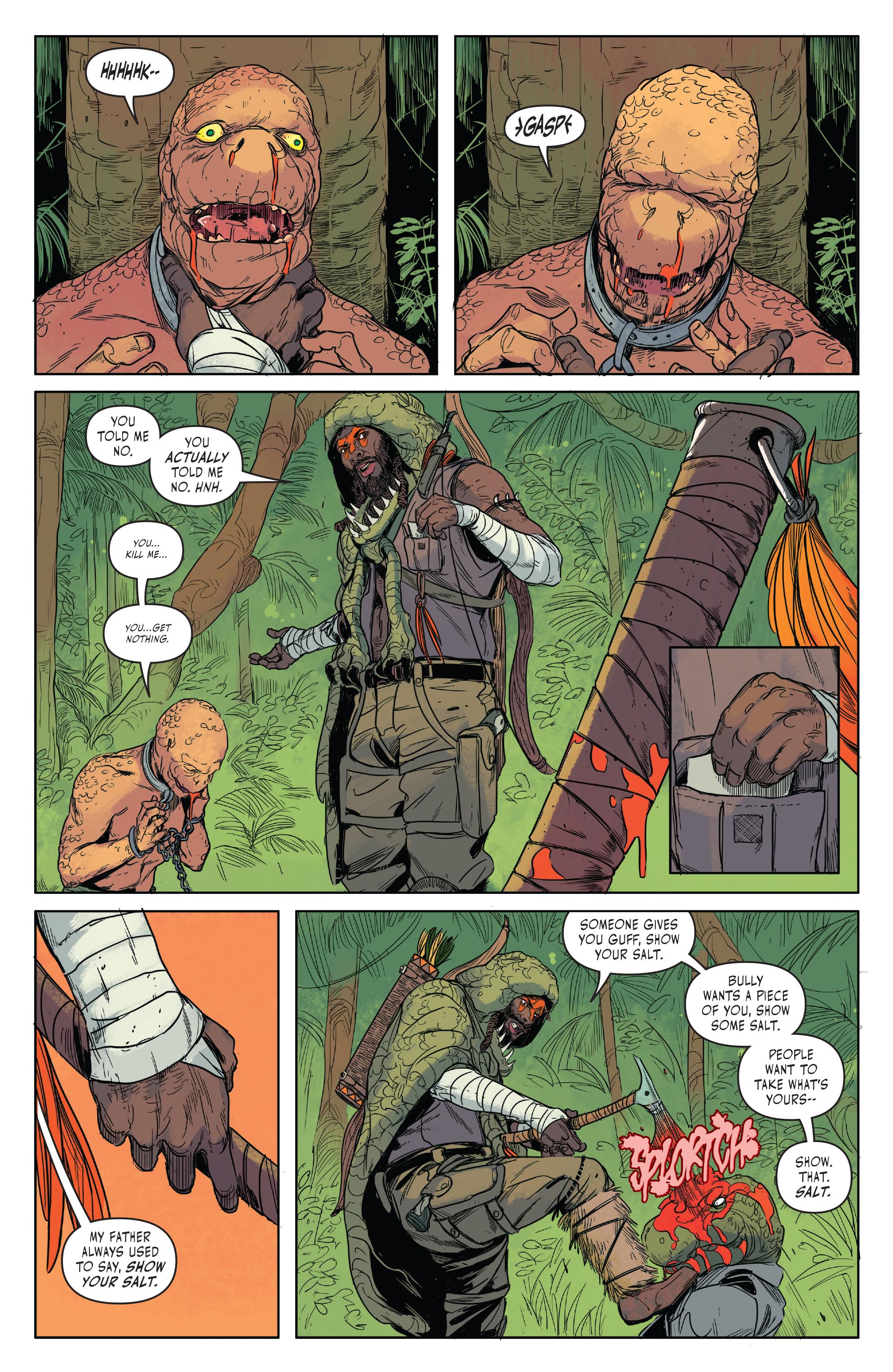Read online Magnus comic -  Issue #1 - 26