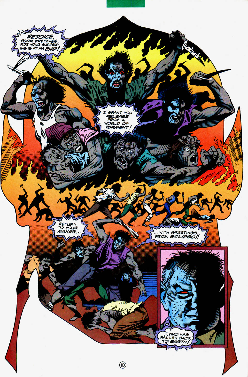 Eclipso Issue #4 #5 - English 11