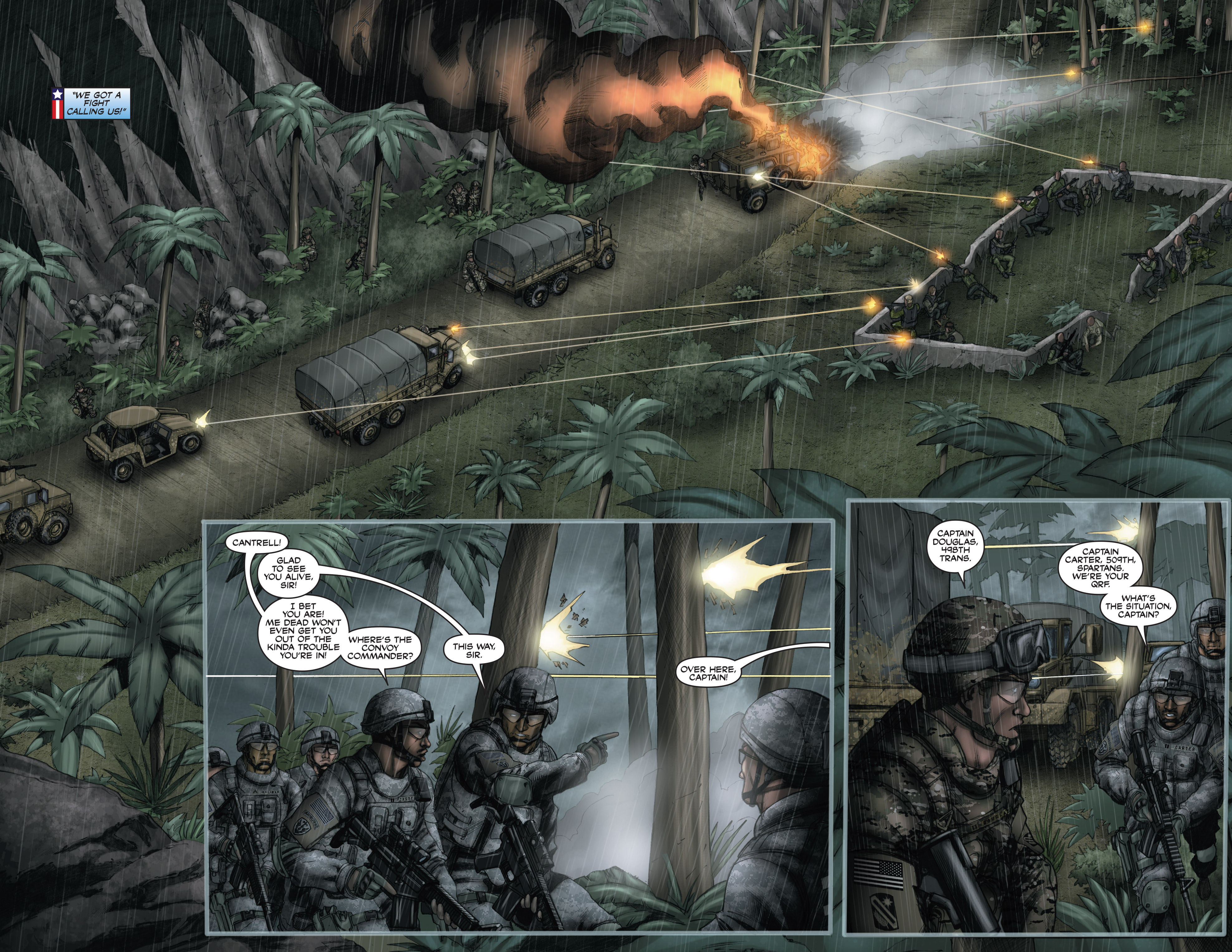 Read online America's Army comic -  Issue #15 - 13