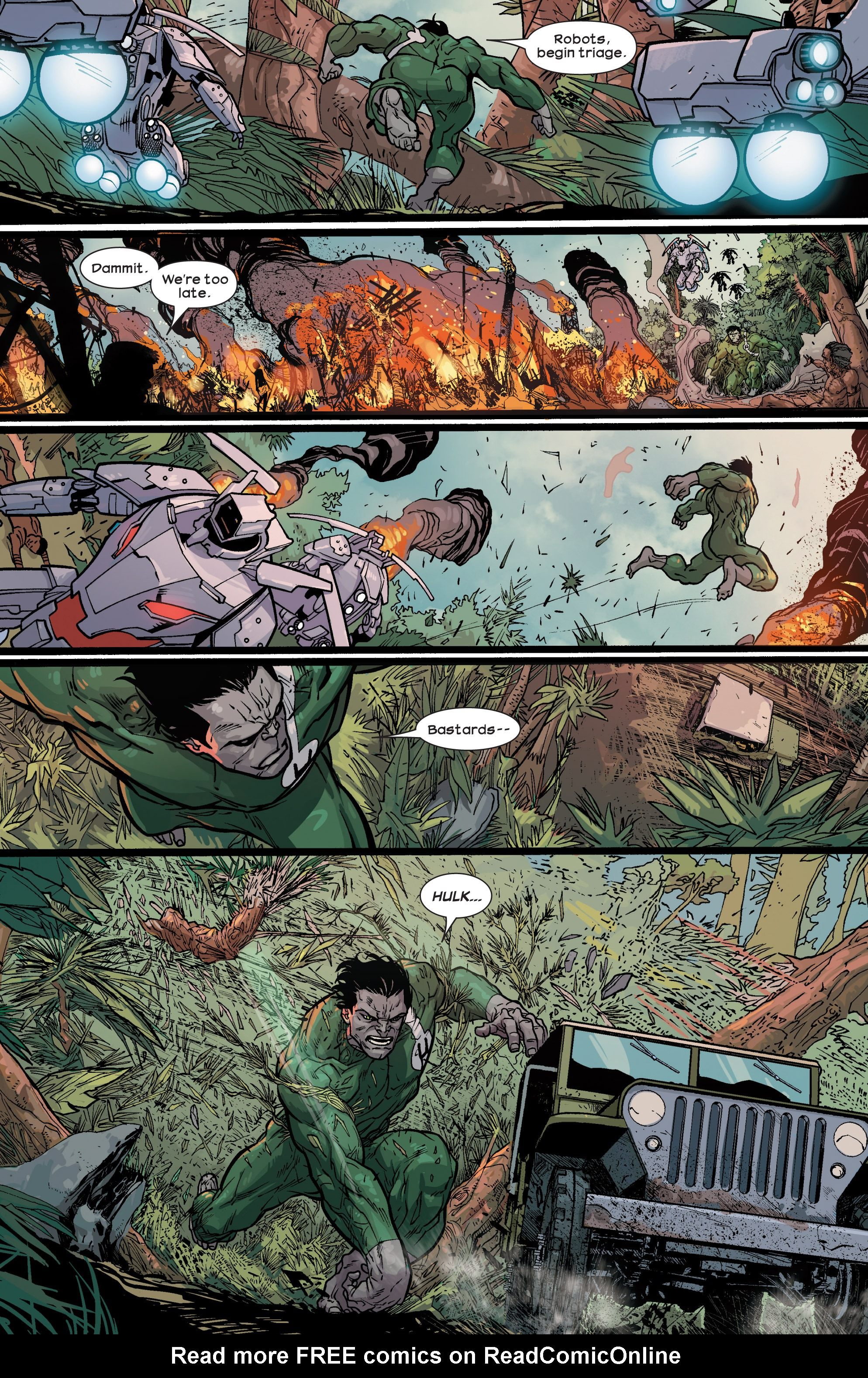 Read online Ultimate Comics Ultimates comic -  Issue #28 - 7