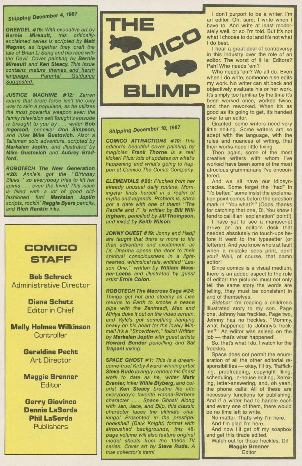 Jonny Quest (1986) issue 18 - Page 31
