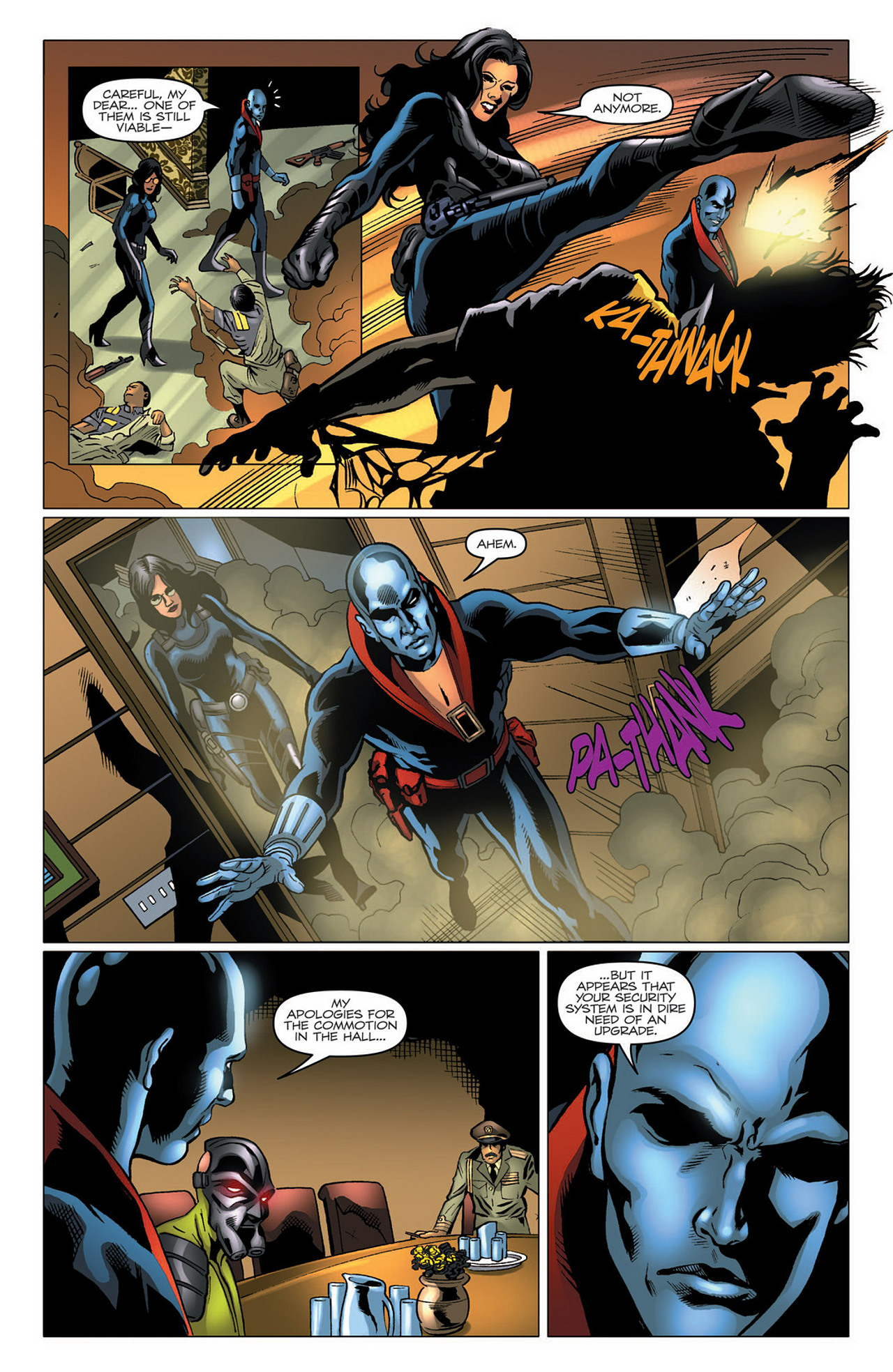 G.I. Joe: A Real American Hero 184 Page 22