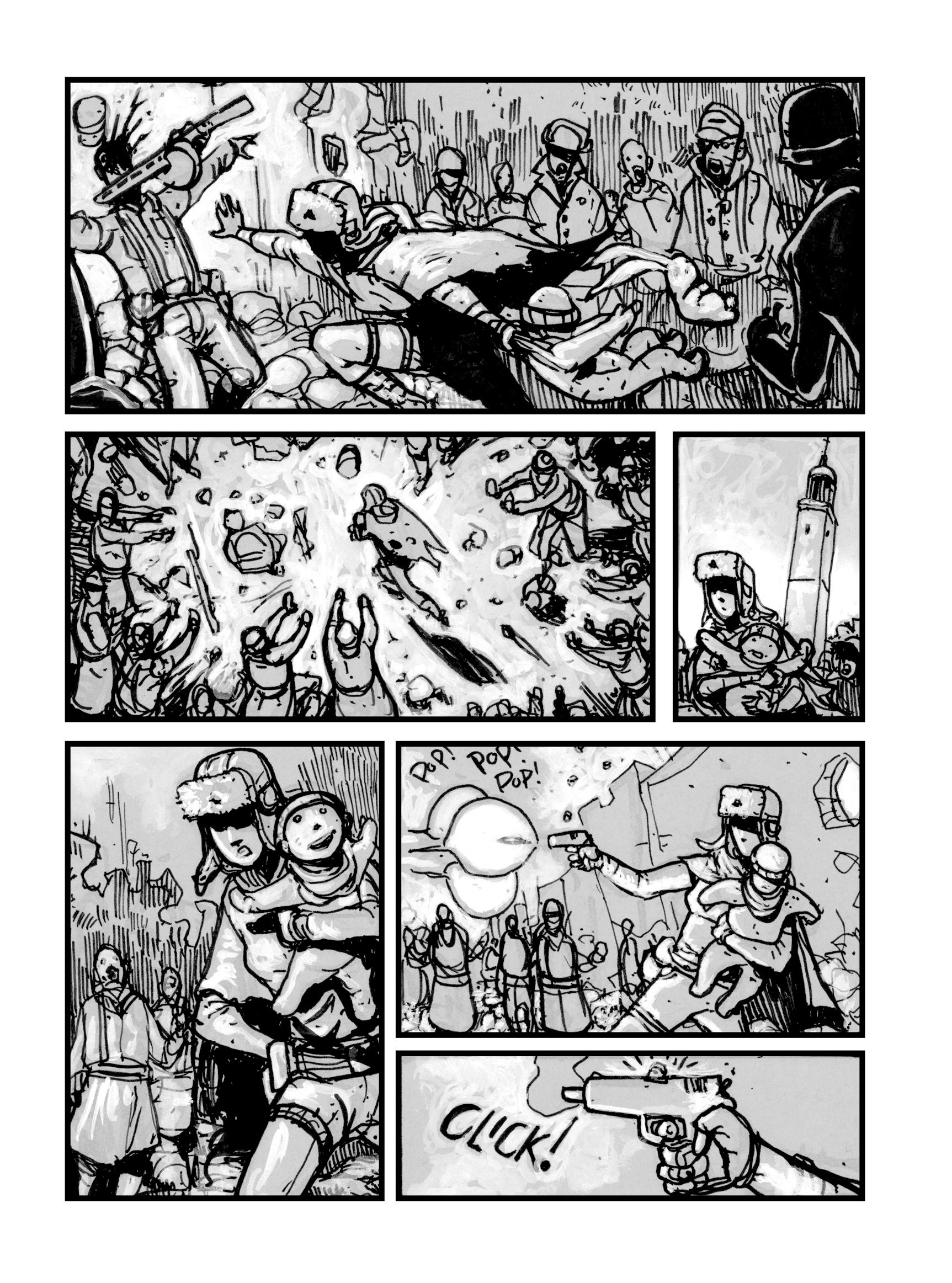 Read online FUBAR comic -  Issue #1 - 87