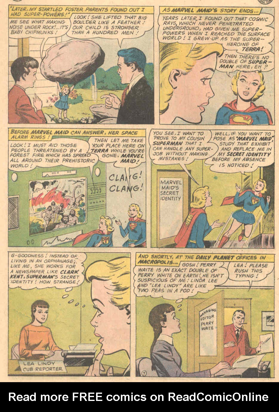 Read online Action Comics (1938) comic -  Issue #272 - 22