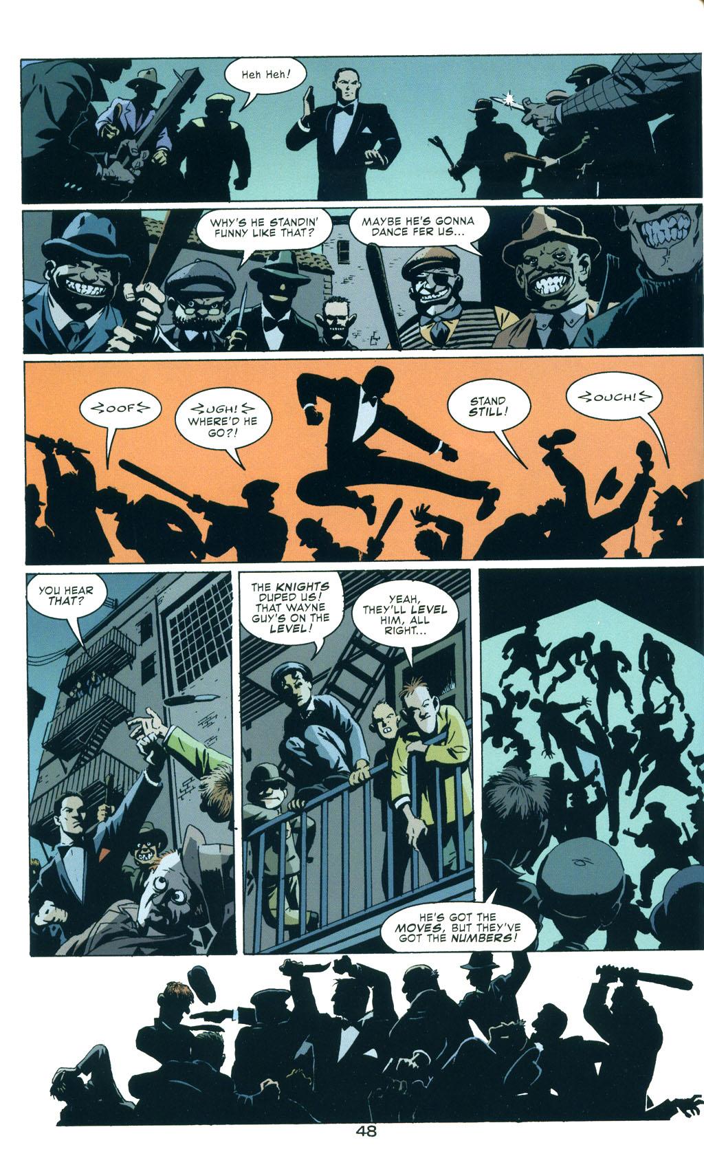 Read online Batman: Detective #27 comic -  Issue #27 TPB - 54